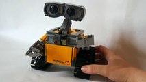 LEGO IDEAS Wall-E 21303 review