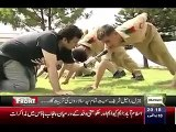 Pakistan Army Vs Indian Army Training Must Watch !!