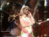 Blondie,she's 70 yrs old now...if she moves she will break a hip