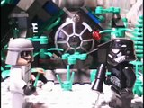 Star Wars (Lego) Battle Front 2: Typical Bot-Dark Troopers (electricity FX test)