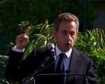"""Lapsus de Sarkozy : """"La France toujours du côté des dictateurs"""""""