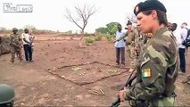 Royal Irish Regiment & Irish Defence Forces in Mali