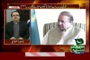 Shahid Masood on PPP resigning