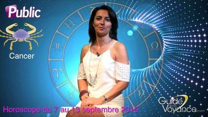 Horoscope Patricia Cancer 07/09