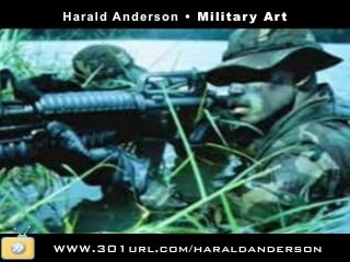 """Military Art """"Patience"""""""