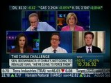 Ranking Member, Senator Brownback discusses bipartisan bill on Chinese currency