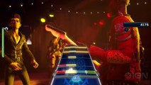 Rock Band 4's Campaign is Like an RPG   IGN First | rock band 4 gameplay