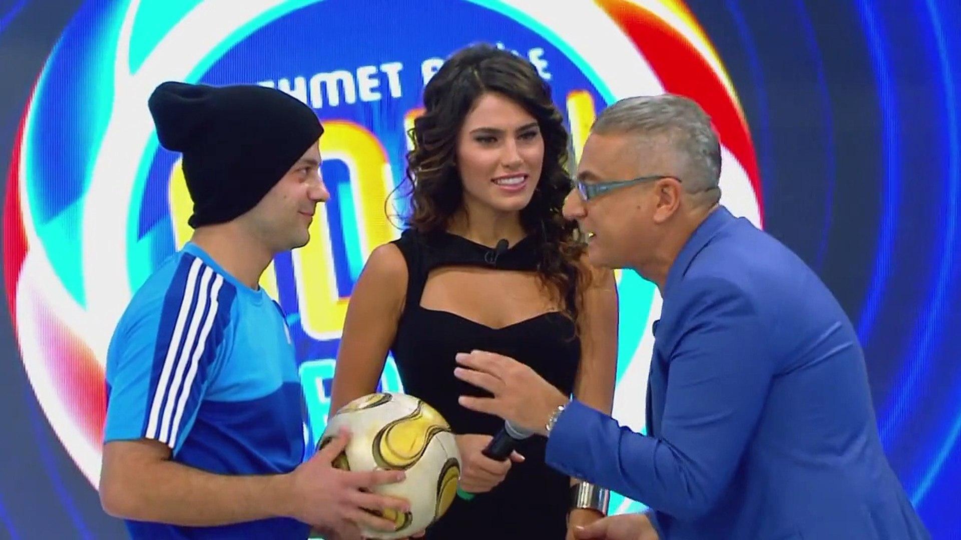 Adını Sen Koy - Bölüm 3 - Serenay Aktaş'tan Futbol Şov