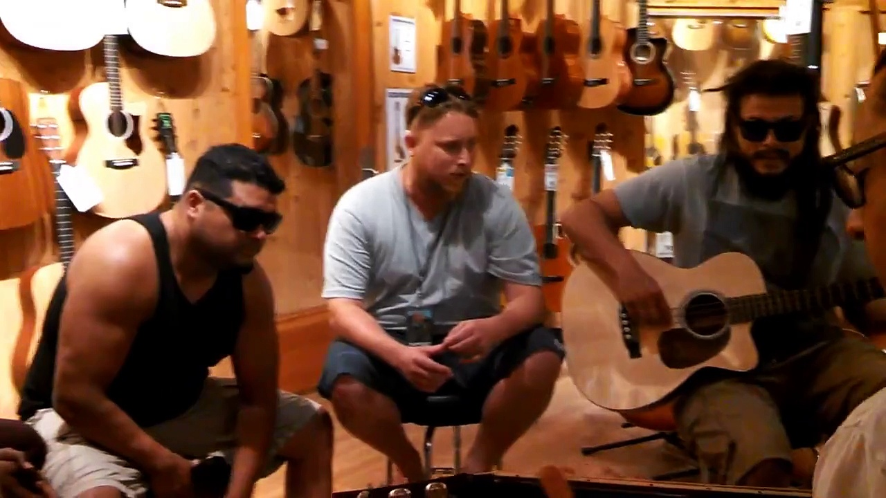 "Arise Roots – ""Lost In Your Ocean"" acoustic – Guitar Center ATL"