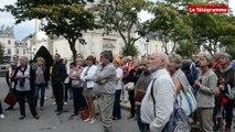 Vannes. Une centaine de citoyens solidaires des migrants