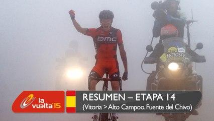 Alessandro De Marchi (BMC) gana en Fuente del Chivo