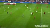 Sergio Ramos Huge Mistake, Slovakia Incredible Chance | Spain v. Slovakia - European Qualfiers 05.09.2015 HD