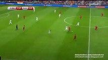 Sergio Ramos Huge Mistake, Slovakia Incredible Chance _ Spain v. Slovakia - European Qualfiers 05.09.2015 HD