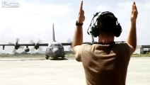 AC-130H Spectre Gunship - Airstrike On Insurgents