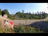 Best Of Rally Crash - WRC Rally Finland 2014
