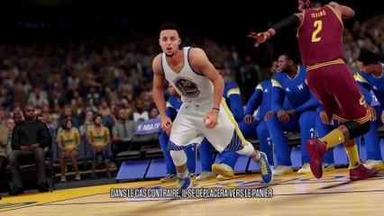 Le monde vivant de NBA 2K16