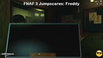 FNAF 2 - ALL ANIMATRONIC JUMPSCARE MINECRAFT - video dailymotion