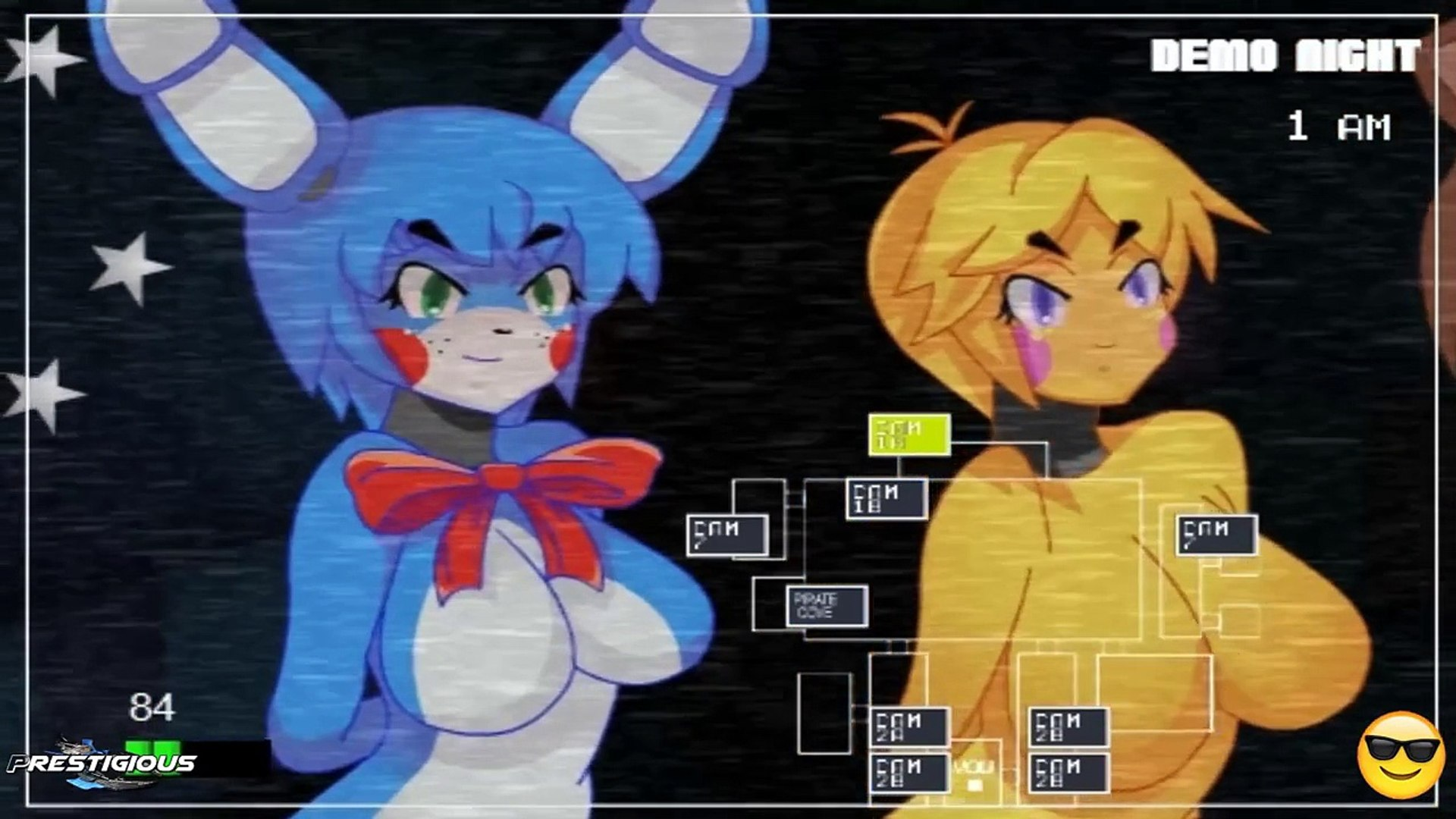 FIVE NIGHTS IN ANIME (Weird Games w/ Ross) BLCD - manga - DramaCD - Anime - Anime song - amv