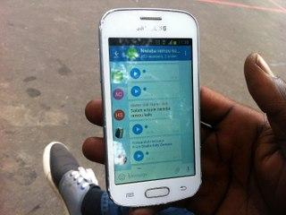 Le village de Demba sur Telegram