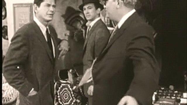 Man With A Camera-Missing-Classic Retro Television-Nostalgia TV