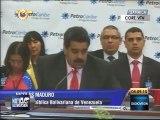Maduro propone crear plan integral de Petrocaribe para los próximos 10 años