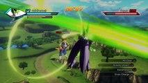 Dragon Ball Xenoverse - DBZ Story Fights - Perfect Cell VS Vegeta