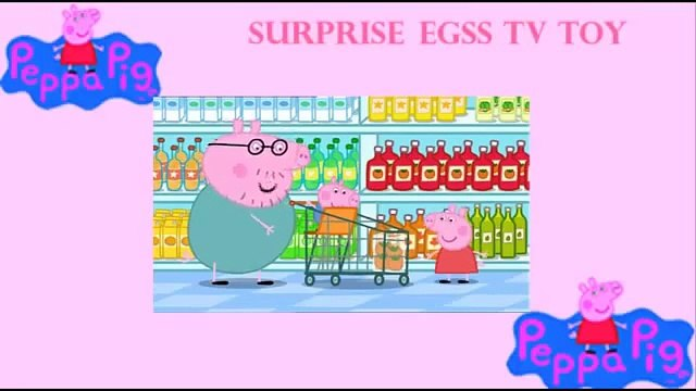 Peppa Pig episodes English   Shopping   Peppa Pig English