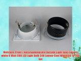 Moisture-Proof / Nassraumleuchte Outside Light-Ip65 square white 6 Watt COB LED Light Bulb