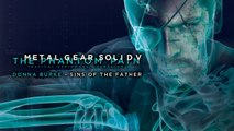 Metal Gear Solid V: The Phantom Pain - Sins of the Father by Donna Burke
