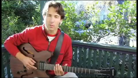 How to Play the Eb (E-Flat) Melodic Minor Scale on Guitar : How to Play Scales on the Guit