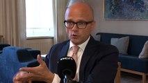Vidar Helgesen, ministre d'Afers Europeus de Noruega