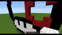 Minecraft Pixel Art Super Mario Mushroom Speed Art 1