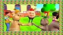 Ringa Ringa Roses   2  Animals    3D Animation English Nursery rhymes For children