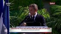 Lapsus de Sarkozy  La France toujours du côté des dictateurs