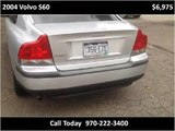 2004 Volvo S60 Used Cars Fort Collins CO