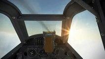 IL 2  Sturmovik  Battle of Stalingrad  109 g2 vs Yak 1 ace.