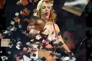 American singer, actress Britney Spears latest