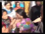 India Husband Caught Red Handed With Hooker And Beaten By Wife & Some Good Indians
