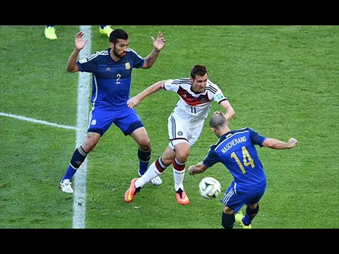 Argentina vs Germany wins 2014 FIFA World Cup