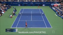 Simona Halep vs Shelby Rogers Highlights ᴴᴰ US OPEN 2015