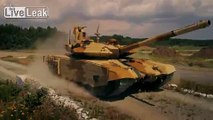 NEW CHALLENGER to Leopard 2 and Abrams Tanks Russian T 90MS Main Battle Tank