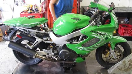 Honda VTR1000F Resource | Learn About, Share and Discuss Honda