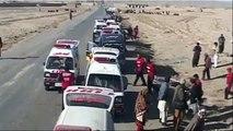 SUICIDE BOMBING: 19 SHIA Pilgrims heading to Iran KILLED in Pakistan Bus BLAST [DEATH & DESTRUCTION]