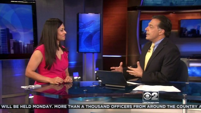 "Bela Gandhi on CBS TV Chicago about ""Dating Do's and Don'ts"""