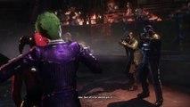 Batgirl: A Matter of Family part three (Batman Arkham Knight prequel DLC)