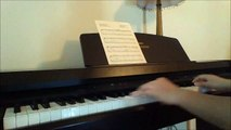 The Entertainer (Scott Joplin) Piano