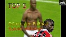 TOP 5 Die Dümmsten Fußball Spieler Aktionen   Football Fails   Herbie4Fun