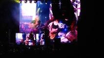 Skrillex at Billboard Hot 100 Music Festival