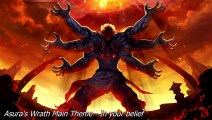 Asura S Wrath - Main Theme - In Your Belief