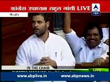 Rahul Gandhi  Sushma ji couldn't make eye contact with me when I told I was speaking truth flv